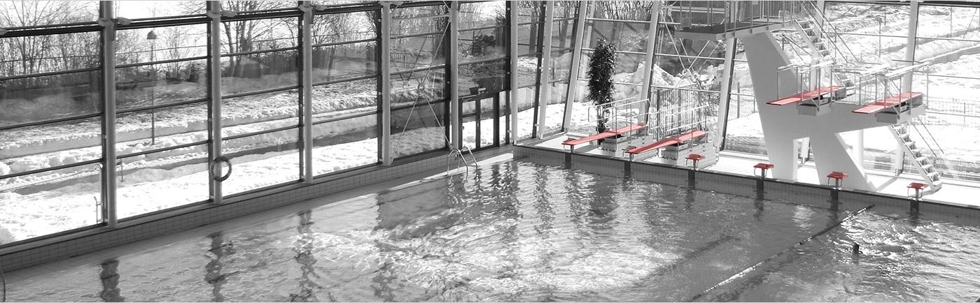 Schwimmbadentfeuchtung, Schwimmbadlüftung