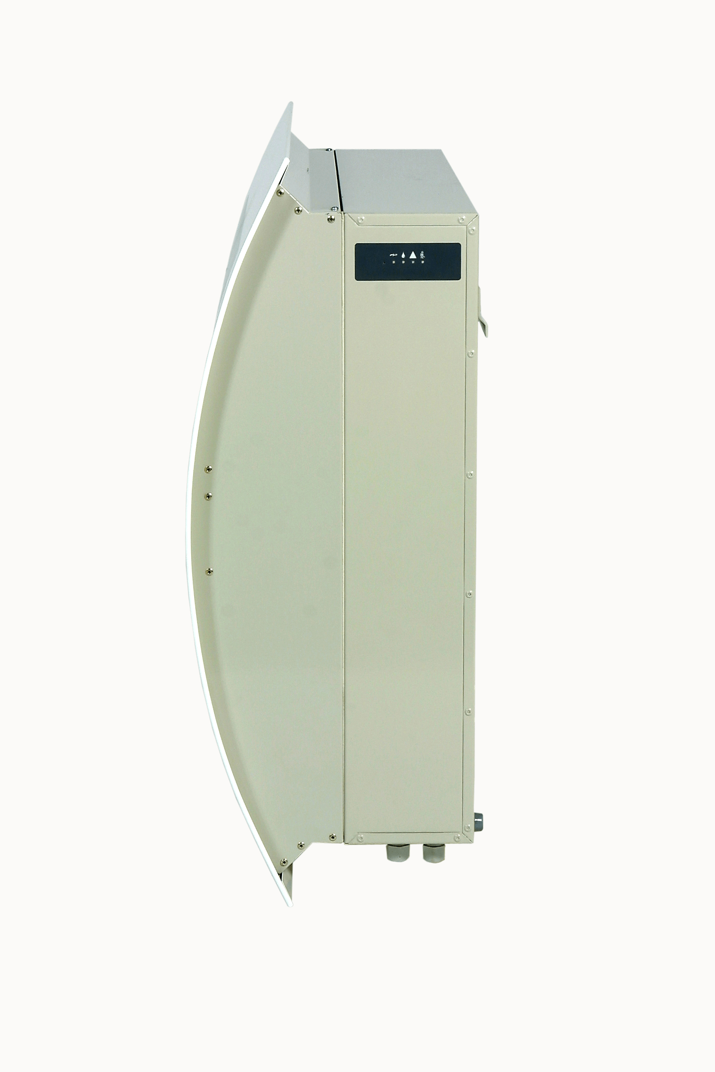 Schwimmbadentfeuchter CDP 35 Display