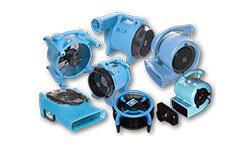 Ventilatoren Produktuebersicht