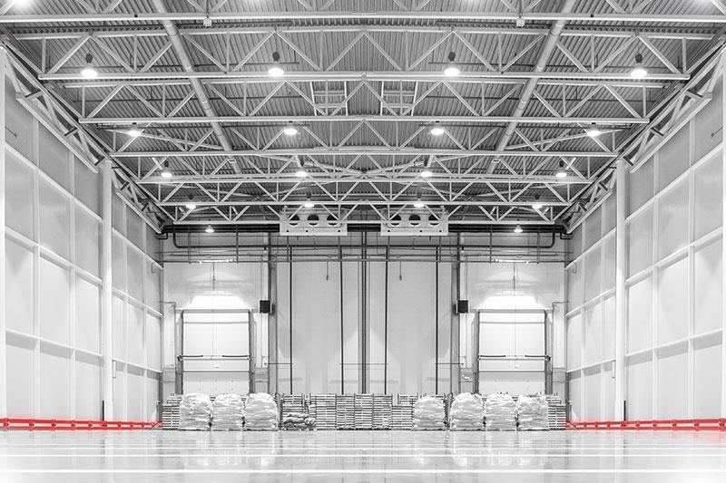 Adsorptionstrockern für Zelthallenlagerung